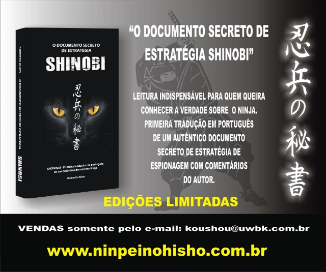 O DOCUMENTO SECRETO DE ESTRATÉGIA SHINOBI